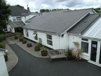 Exterior view of Crelake House Residential Care Home