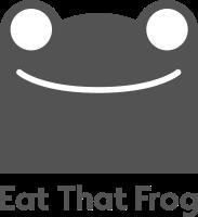 Eat that frog logo
