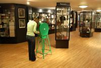 The Bill Douglas Cinema Museum Lower Gallery