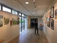 The Beehive gallery at The Beehive (Honiton Community Complex)