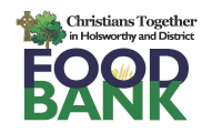 Christians Together in Holsworthy and District Foodbank logo