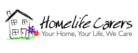 HomeLife Carers Logo