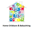 Home Childcare and Babysitting Logo