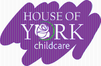 House of York childcare logo