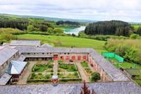 View of Calvert Trust grounds