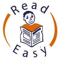 Read Easy Logo