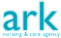 Ark Nursing and Care Agency logo