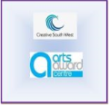 Creative South West Arts Award Logo