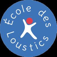 Logo Ecole des Loustics