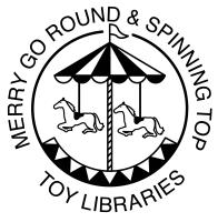 MGR and Spinning Top Logo