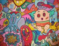The Yard Youth Club mural