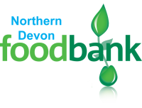 Nothern Devon foodbank logo