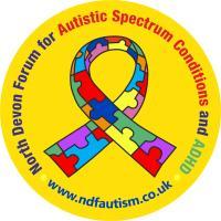 North Devon Forum for Autistic Spectrum Conditions and ADHD logo