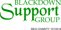 Blackdown Support Group logo