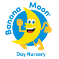 Banana Moon Day Nursery Logo
