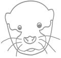 Silver Otter logo