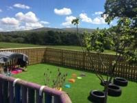 Treetops Preschool garden