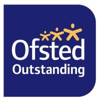 Ofsted Outstanding logo for inspection in 2017