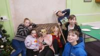 children at CSC youth club