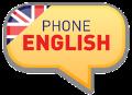 Phone English logo