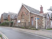 Exterior of Ockment Community Centre