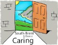 South Brent and District Caring Logo