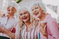 Group of older people