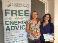 Sophie Phillips and Jinni King, our two qualified and experienced energy advisors