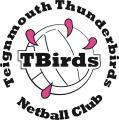 TBirdsNetball Logo