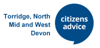 Torridge, North, Mid and West Devon CAB logo