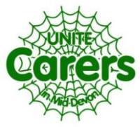 Unite carers logo