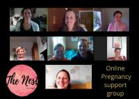 Our friendly zoom group