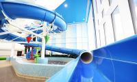 Consett Leisure Centre Slide