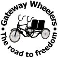 Gateway Wheelers logo