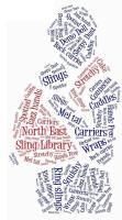 North East Sling Library logo