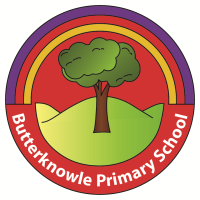 Butterknowle School Logo