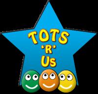 Tots'R'Us Nursery logo