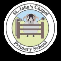 St John's Chapel Primary School logo