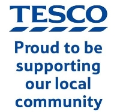 Tesco - Proud to be supporting our local community