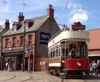 Take a tram ride into the past at Beamish