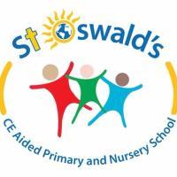 St Oswald's School logo