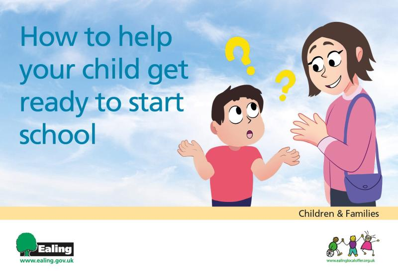 How to help your child get ready to start school