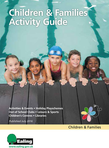 Children & Families Activity Guide 2016/17