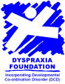 Dyspraxia Foundation Logo