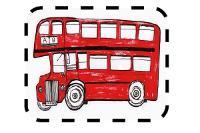 Big Red Bus Club logo