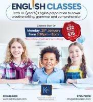 English preparation