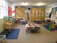We also have 2 smaller halls for creative play....