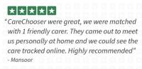 CareChooser Review 3