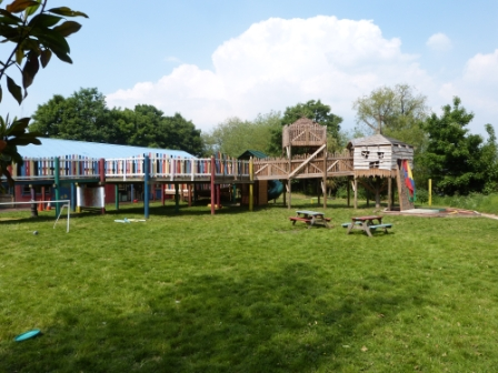 KIDS Adventure Playground - Hackney