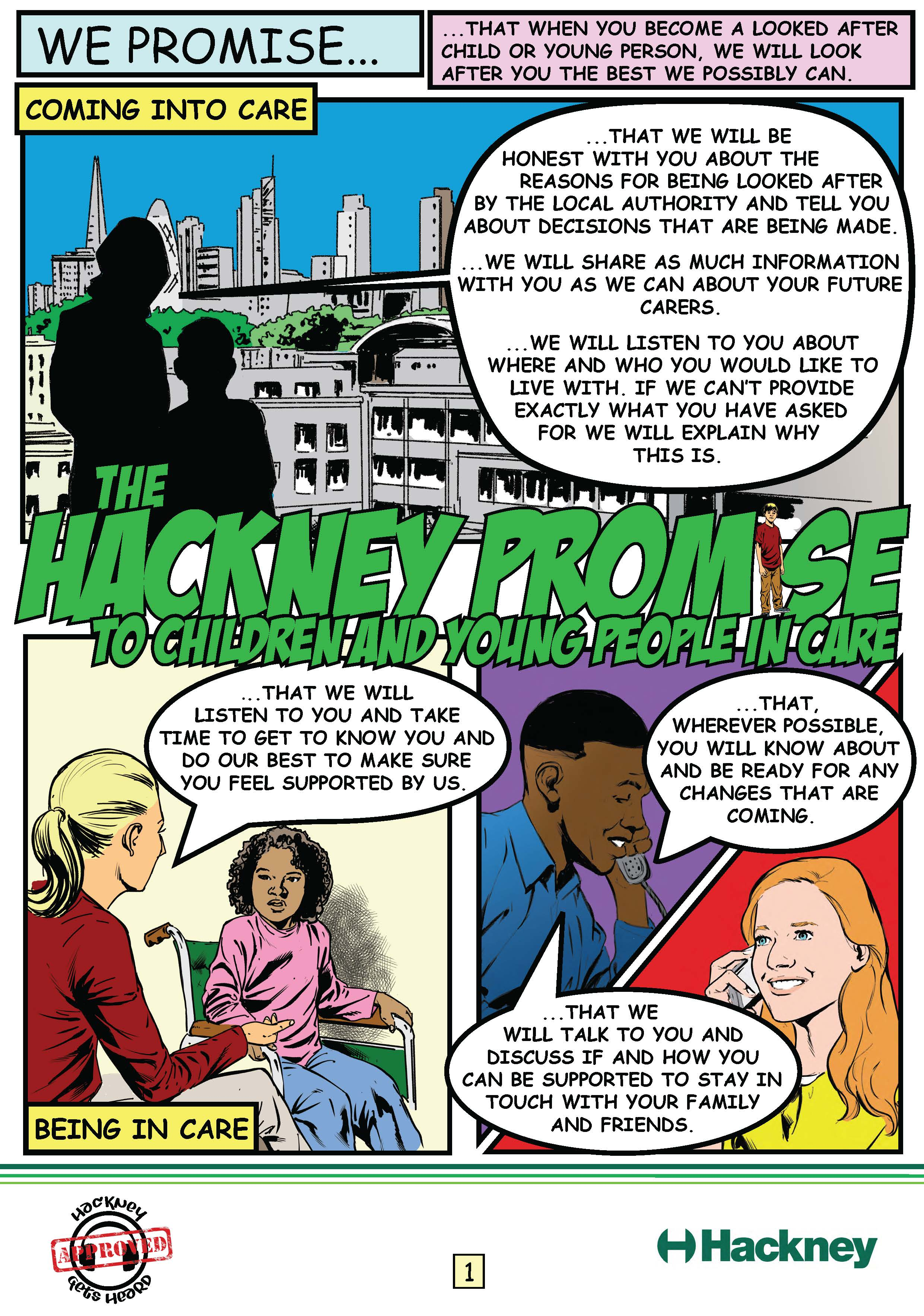 Hackney Promise page 1